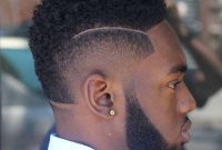Black Men Taper Fade Haircuts