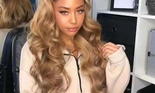 Cute Long Hairstyles for Black Women 2020