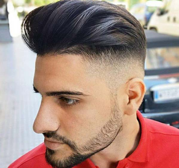 High Taper Fade Haircut 2020