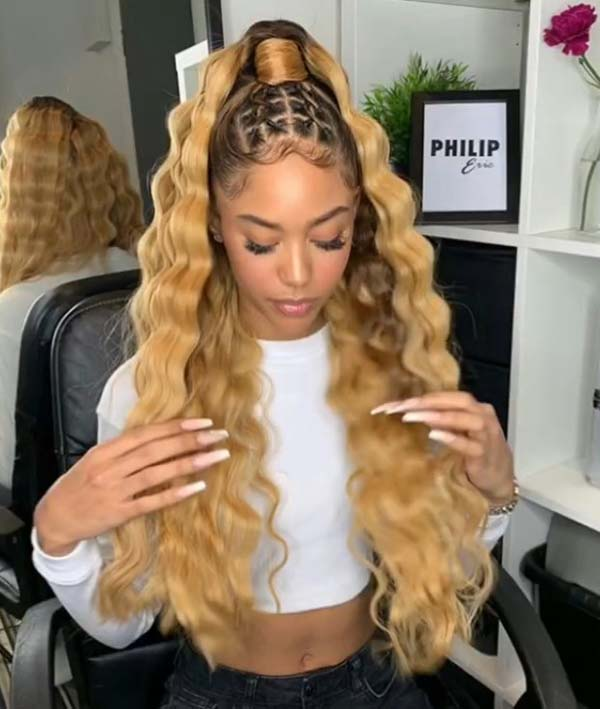 Long Hairstyles for Black Women 2020