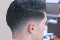 Medium Taper Haircut