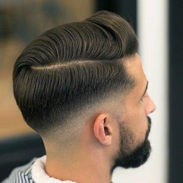 Modern Pompadour Haircut 2020