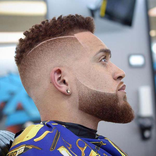 Outstanding Taper Mohawk Haircuts