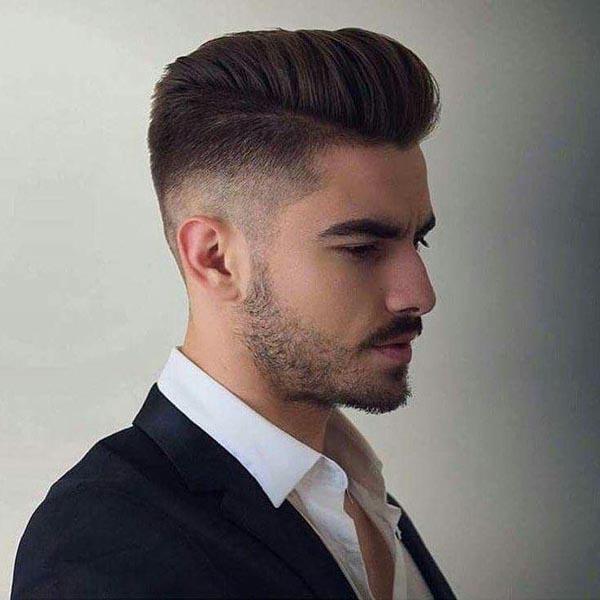 Pompadour Haircut Ideas 2020