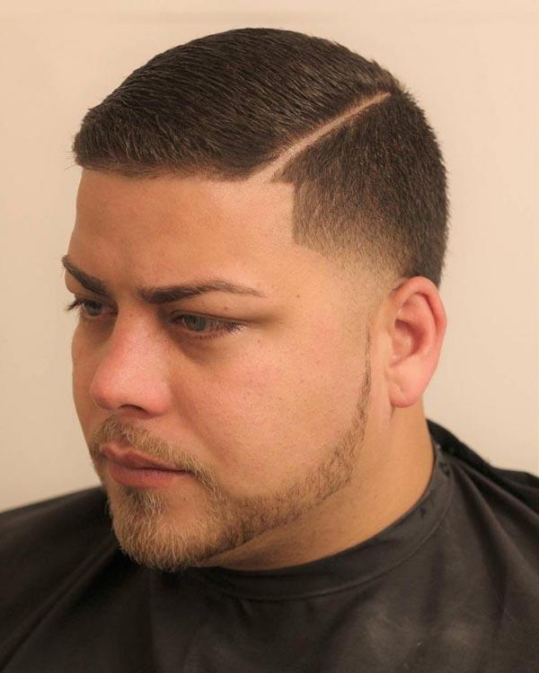 Short Tapered Haircuts