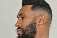 Taper Haircut Black Men