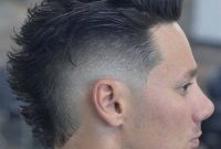 Taper Mohawk Haircut