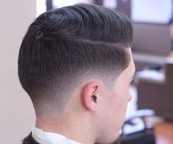 Tight Classic Short Taper Haircut