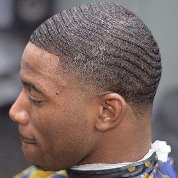 360 Waves Haircut Taper Designs