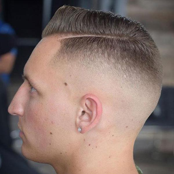 All around Graded Locks with Tapered Sides