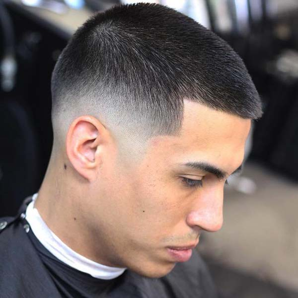 Bald Taper Fade Haircut