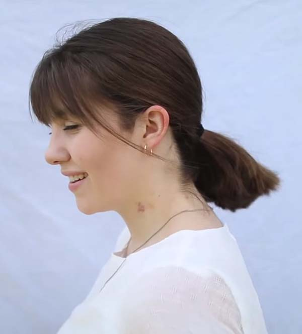 Cute Short Summer Hairstyles with Bangs