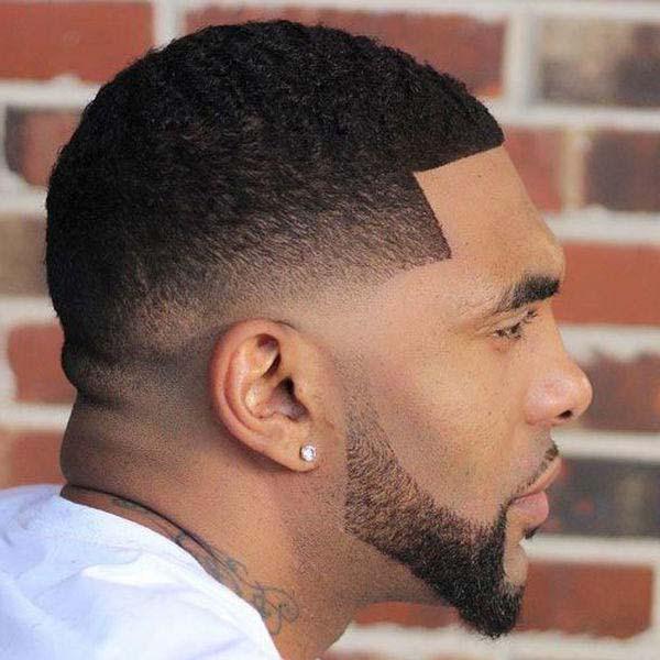 King of Clean Taper Fade Haircut