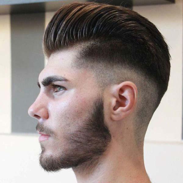Low Skin Taper Haircut