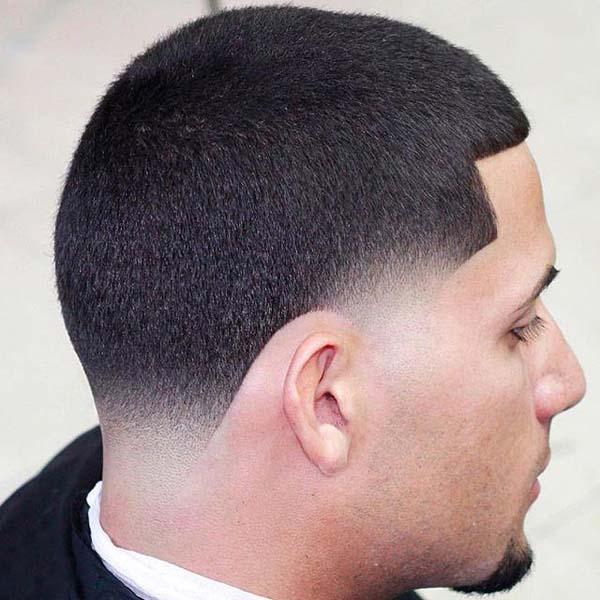 Low Taper Haircut