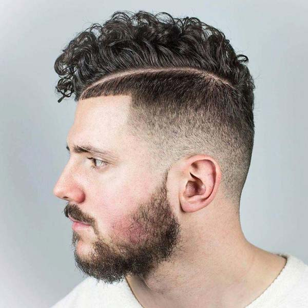 Low and High Taper Fade Haircut