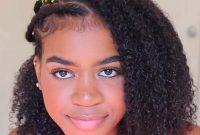 Medium Bob Summer Hairstyles for Black Women