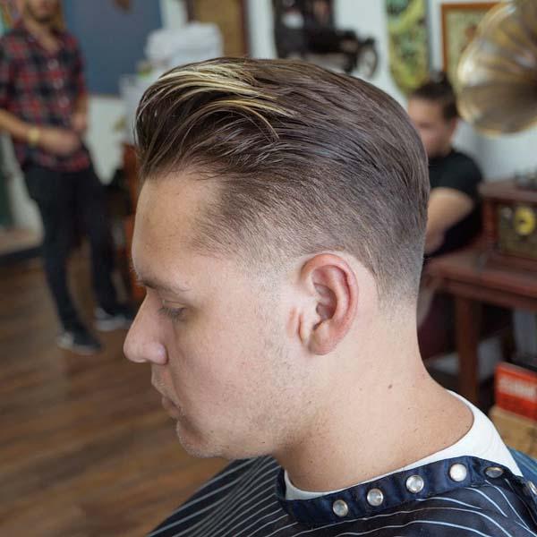 Mid Fade Haircut 2020