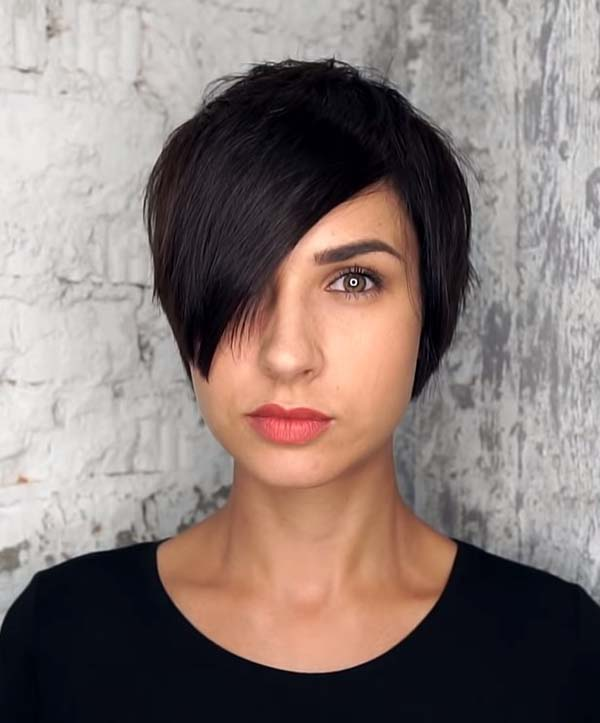 Modern Short Bob Hairstyles with Layers