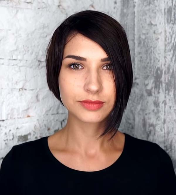 Short Bob Hairstyles with Layers 2020