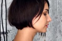 Short Bob Hairstyles with Layers for Thin Hair