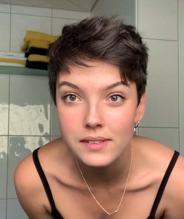 Short Pixie Hairstyles for Women 2020