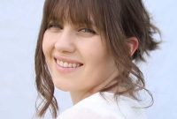 Short Summer Hairstyles with Bangs 2020