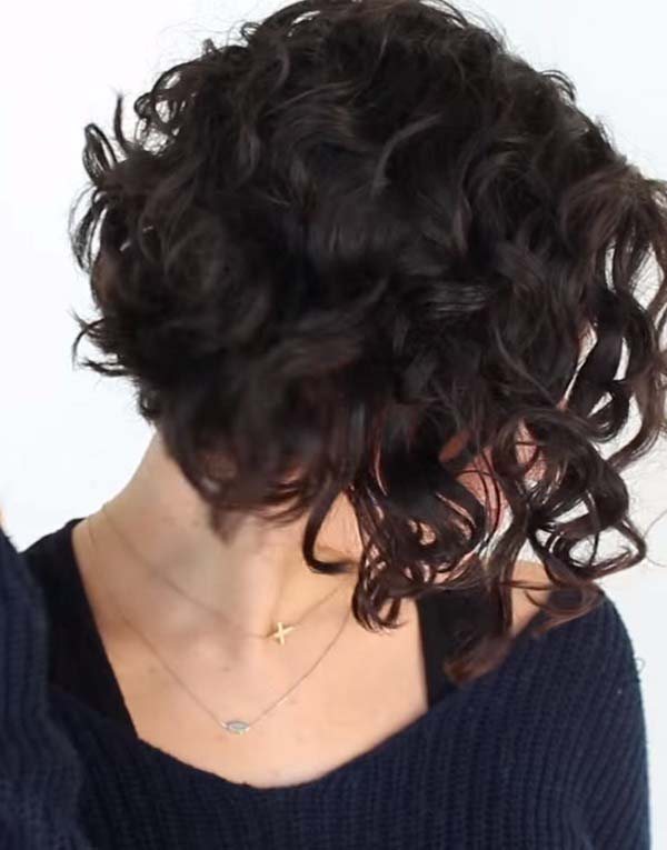 Short Wavy Bob Hairstyles for Thick Hair