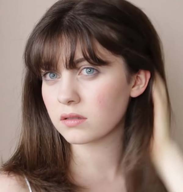 Shoulder Length Hairstyles with Bangs 2020