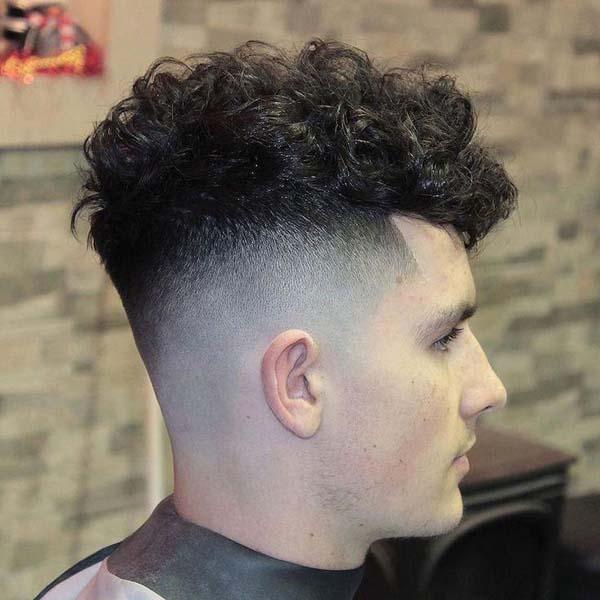 Skin Fade Taper Haircut