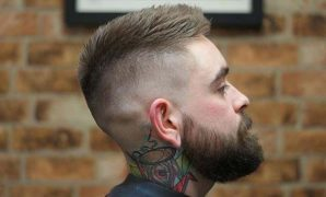 Skin Taper Haircut