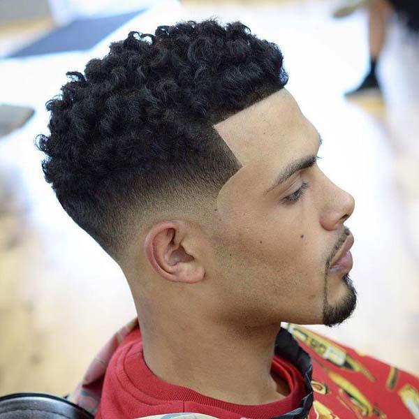 Skin Taper Haircut for Men