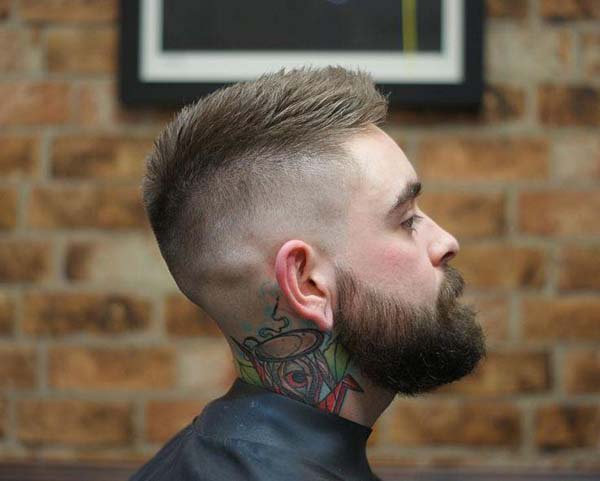Skin Taper Haircut