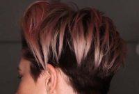 Best Short Hairstyles for Older Women with Fine Hair Undercut
