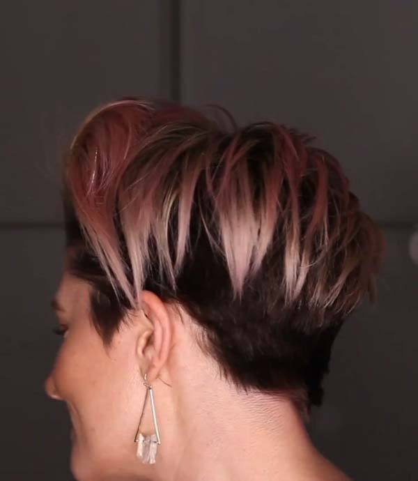 Best Short Hairstyles For Older Women With Fine Hair Undercut