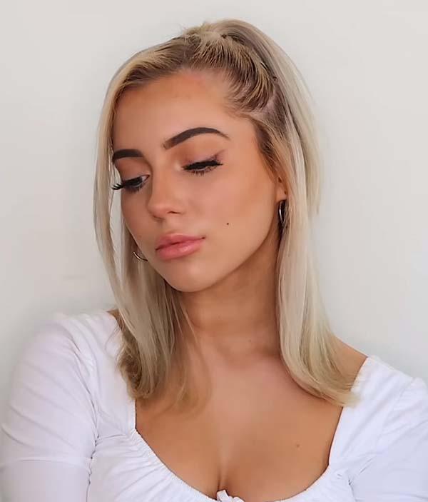 Easy Medium Length Hairstyles For Women