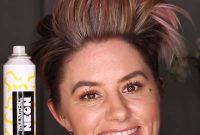 Easy Short Hairstyles for Older Women with Fine Hair