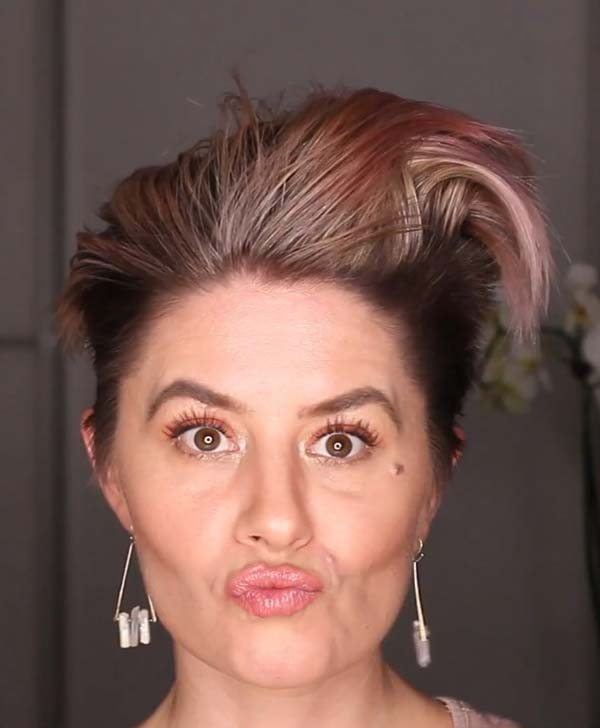 Modern Short Hairstyles For Older Women With Fine Hair