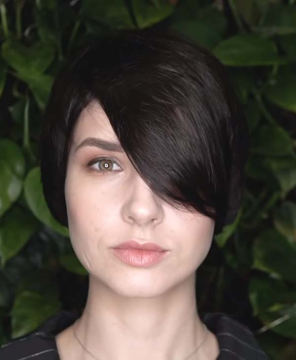 Very Short Bob Black Hairstyles