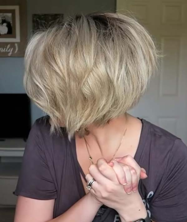 Best Short Bob Hairstyles with Layers