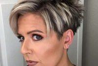 Best Short Pixie Hairstyles for Older Women