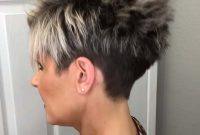 Easy Short Pixie Hairstyles for Older Women