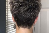 Short Pixie Hairstyles for Mature Women