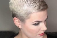 Super Short Hairstyles for Women over 30