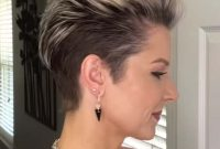 Easy Short Pixie Undercut Hairstyles