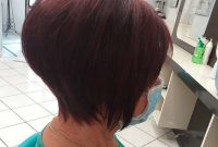 Red Black Short Bob Hairstyles 2021